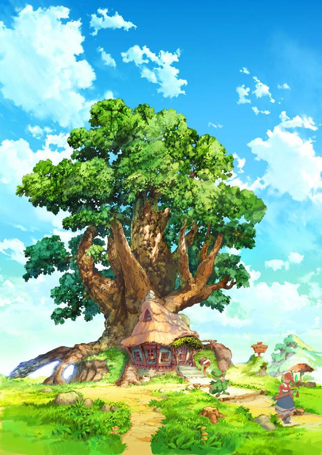 「圣剑传说 玛娜传奇」宣布制作TV动画