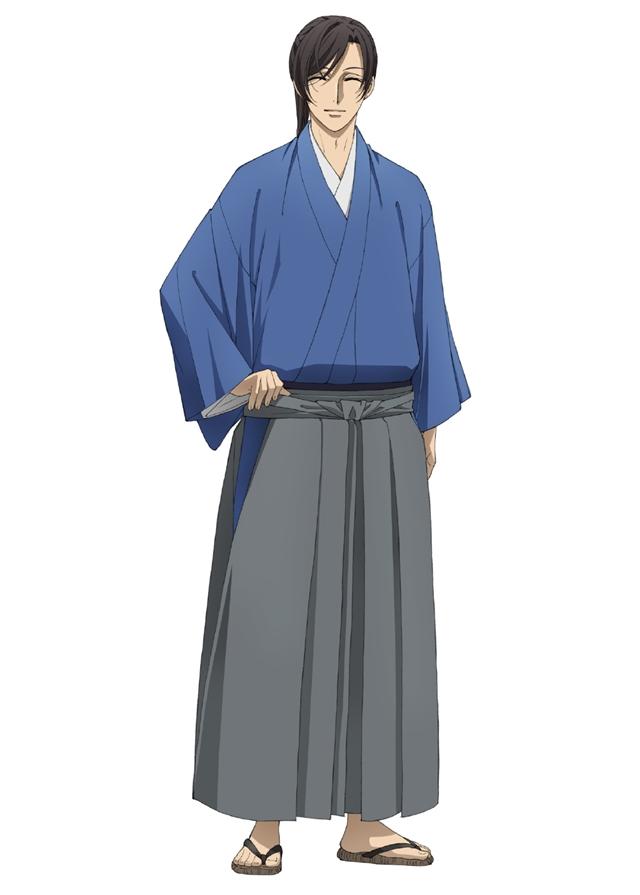 动画「薄樱鬼」决定制作新OVA 新角色人设图公开