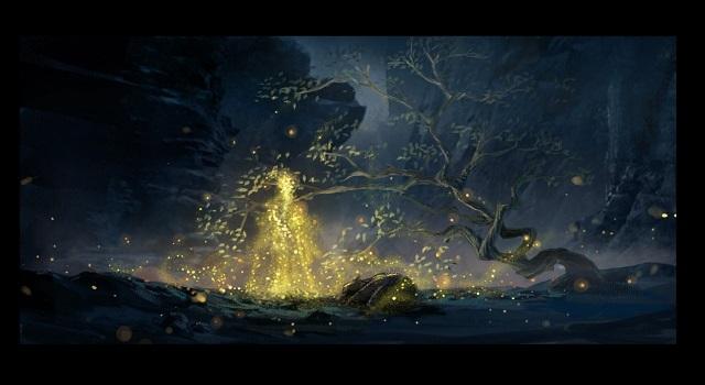 动画电影「直立象传说」概念图公开