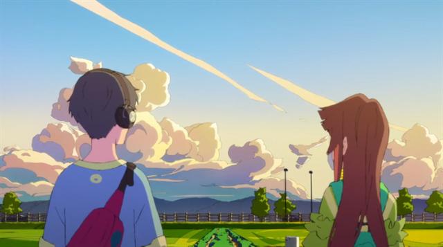 动画电影「言语如苏打般涌现」第二弹特别PV公开