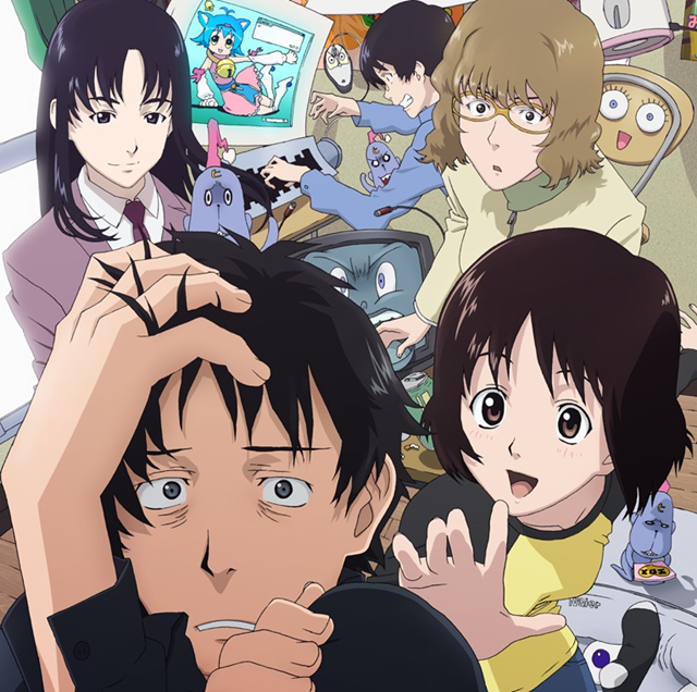 GONZO官推宣布「欢迎加入NHK!」动画官网再开启