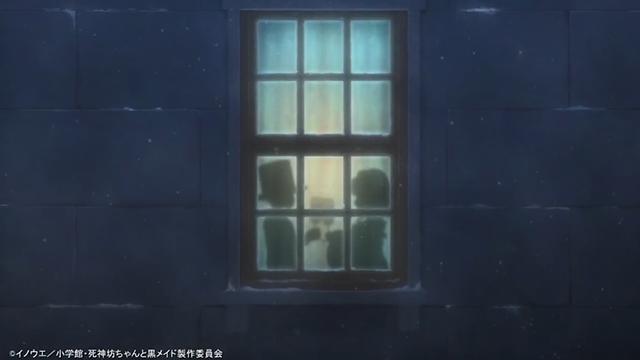 「死神少爷与黑女仆」第九话插曲「Make a wish」动画MV公开