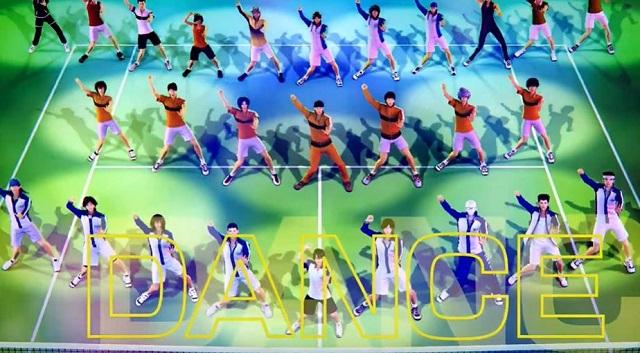 「龙马!新生剧场版网球王子」宣传CM合集公开