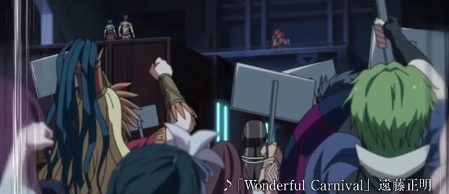 OVA「Fate/Grand Carnival」公开「2nd Season」宣传PV