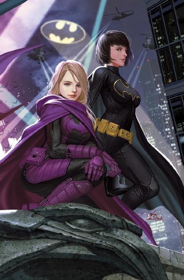 DC漫画全新连载「Batgirls」信息公开