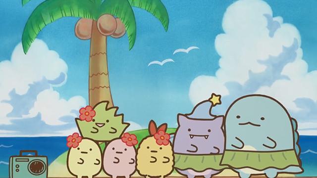 「角落小伙伴」第二部「蓝色月夜魔法之子」30秒主题曲宣传PV公开