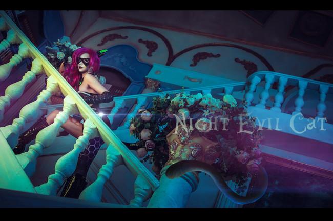 暗夜猫娘-阿珂