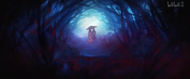 「天官赐福」插曲「一花一剑」动画版MV发布