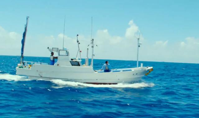 「碧蓝之海」真人剧场版开场片段公开