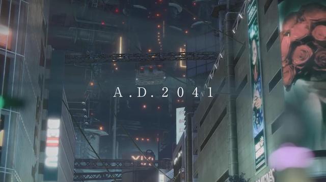 TV动画「NIGHT HEAD 2041」2021年7月开播