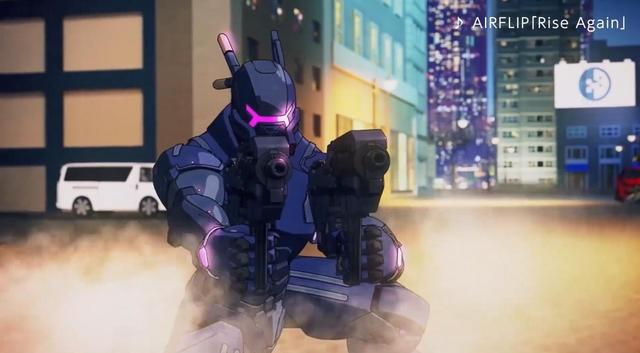 TV动画「EX-ARM」公布最新PV