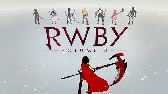 电视动画「RWBY」第八季OP动画公开
