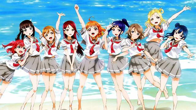 电视动画「LoveLive! Sunshine!!」典藏版专辑试听动画公开