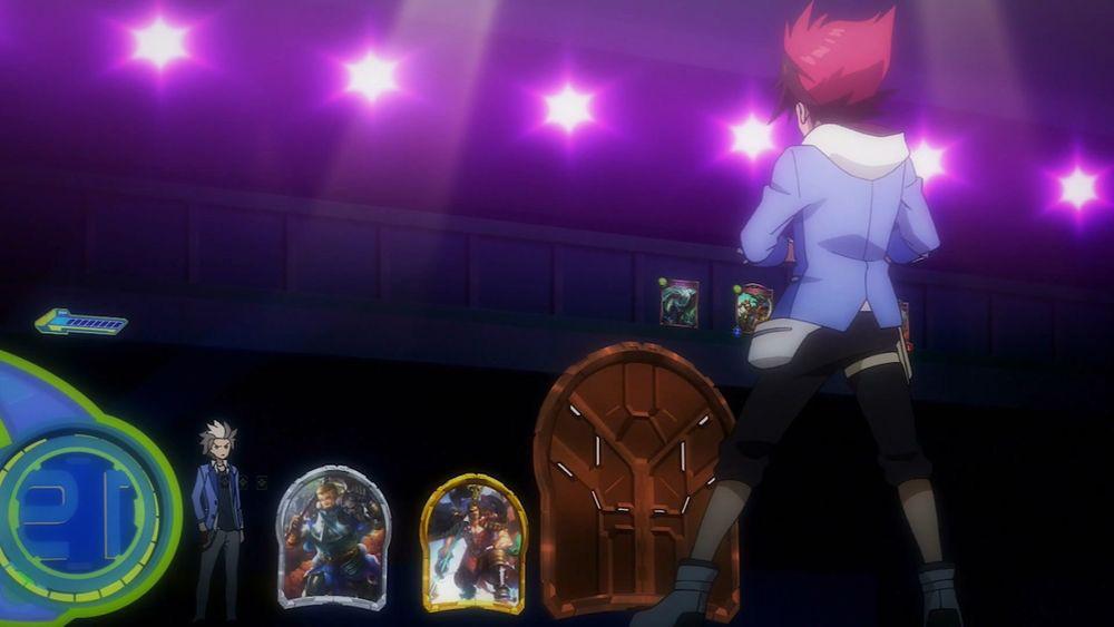 《暗影诗章》新时代的决斗者传说?Cygames 旗下卡牌游戏动画化