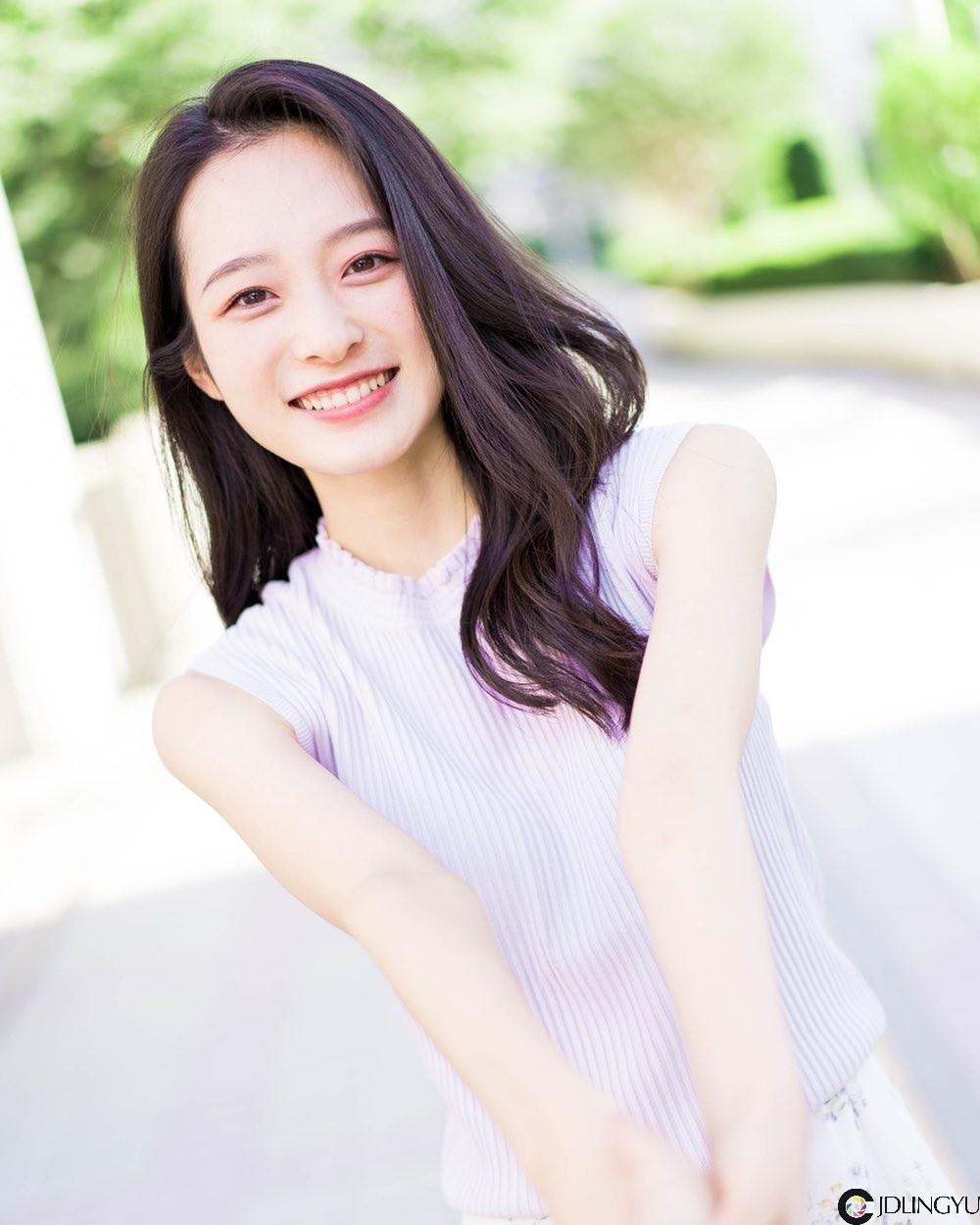 东京大学校花「神谷明采」笑容超甜 气质出众不愧是第一学府高材生