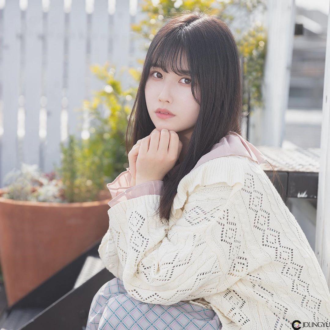 18岁日韩混血美少女「森嶋あんり」王道清纯派偶像出阵 丰满E杯好身材未来前途不可限量
