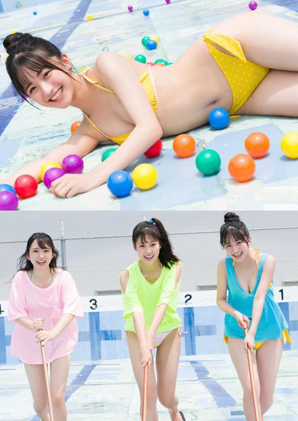 日本「高中制服美少女」Top 3 出炉!全都有「水汪大眼+温暖笑容」让人恋爱