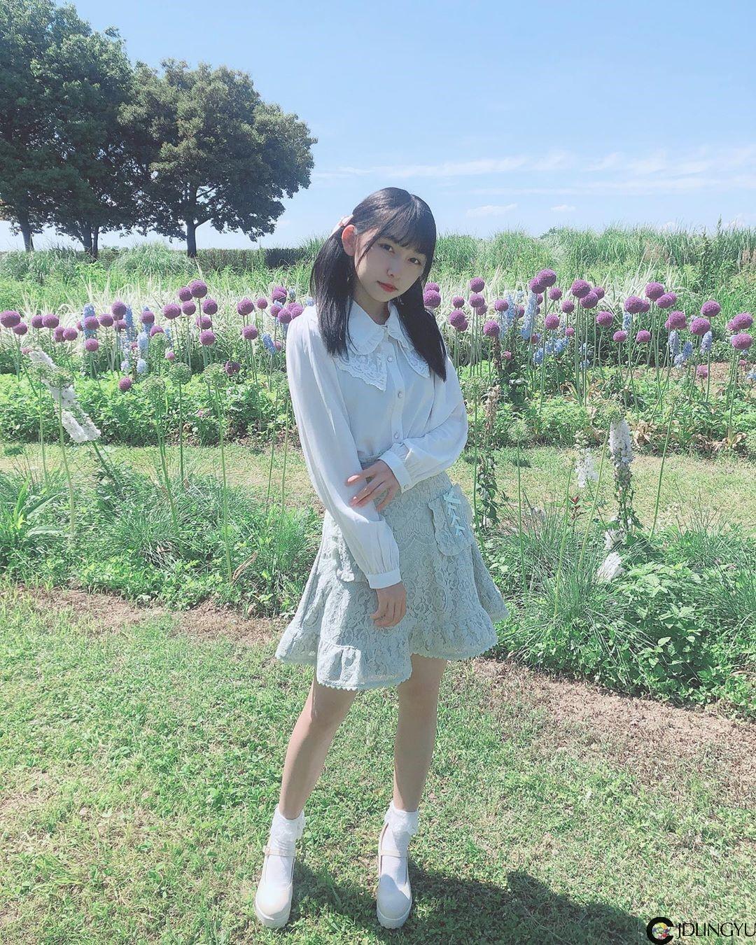 萝莉系女高中生「早川真由」甜萌笑颜超卡哇伊 「邻家妹力」让人忍不住想呵护