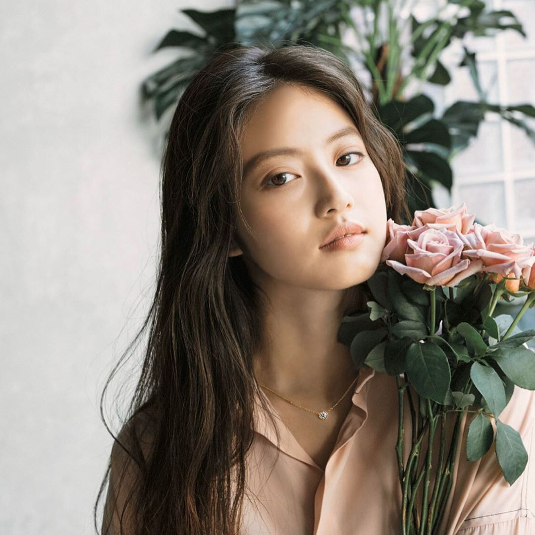 福冈第一美少女「今田美樱」仙女面容清纯甜美 炯炯有神「水汪大眼」看了让人秒融化