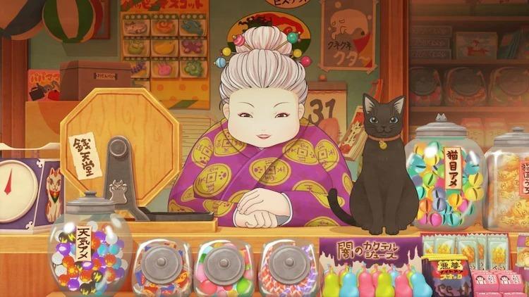 童书《神奇柑仔店》将推出电视动画 到钱天堂让老板娘推荐给你解决烦恼的零食