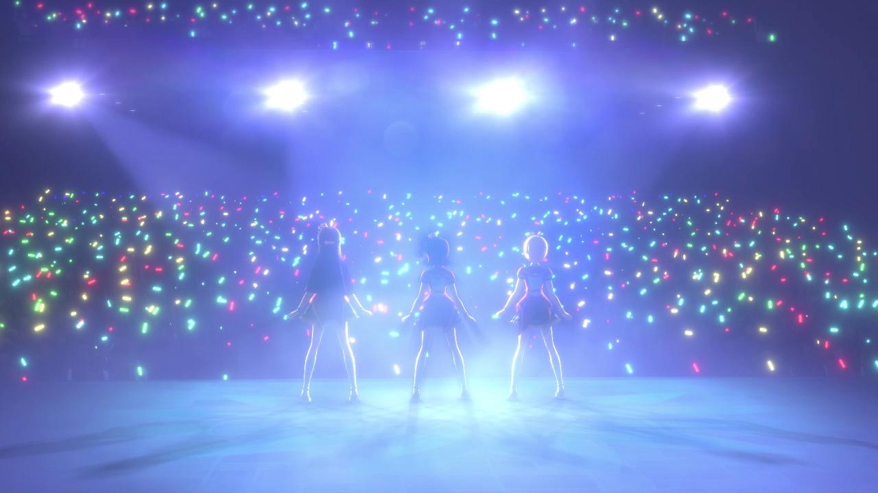 《偶像大师 百万人演唱会!》宣布将推出电视动画