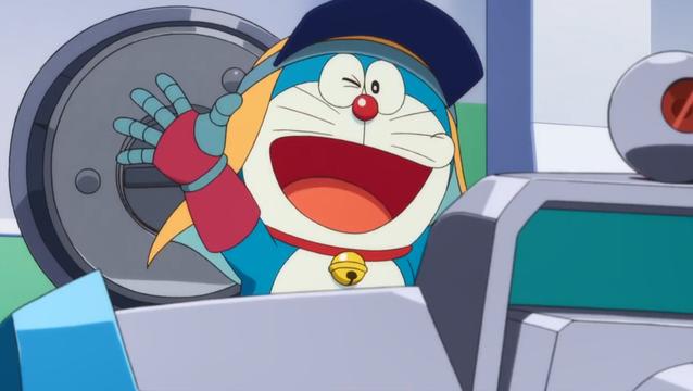「哆啦A梦 大雄的宇宙小战争 2021」预告及特报公开