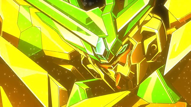 电视动画「高达创形者:再起」Blu-ray版发售告知CM公开