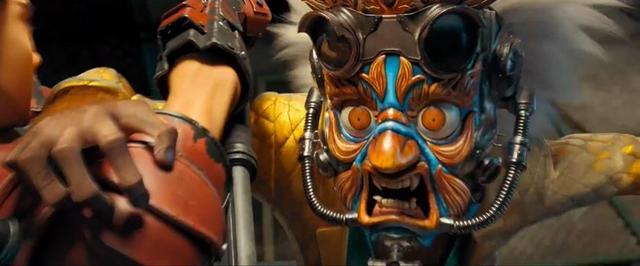 「新神榜:哪吒重生」面具人角色预告公开