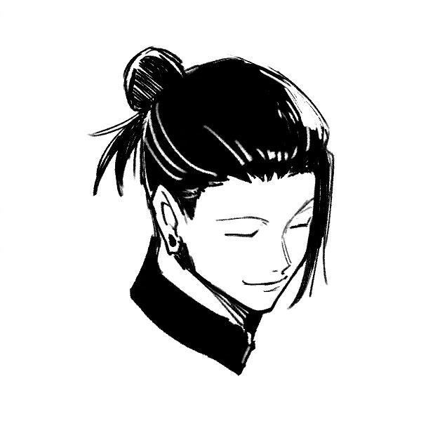 藤未都也新绘制「咒术回战」角色插画公开