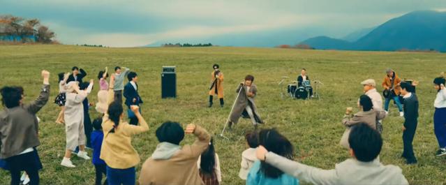 「银魂 THE FINAL」主题曲「轍~Wadachi~」MV公开