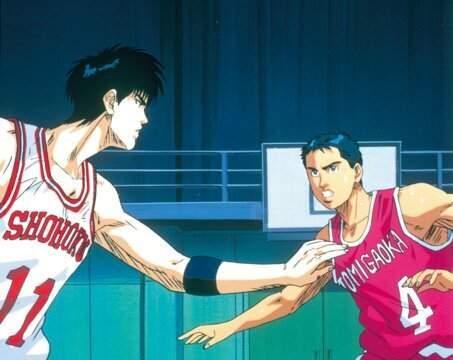 井上雄彦推文宣佈《灌篮高手将制作动画剧场版》跟山王对战的这一天终于来了吗?