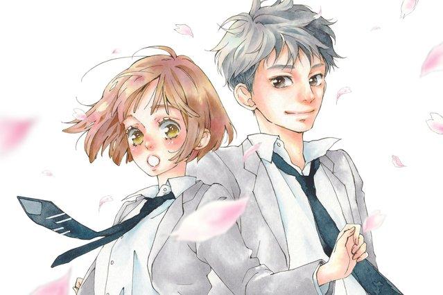 咲坂伊绪新作「サクラ、サク。」2月13日开始连载