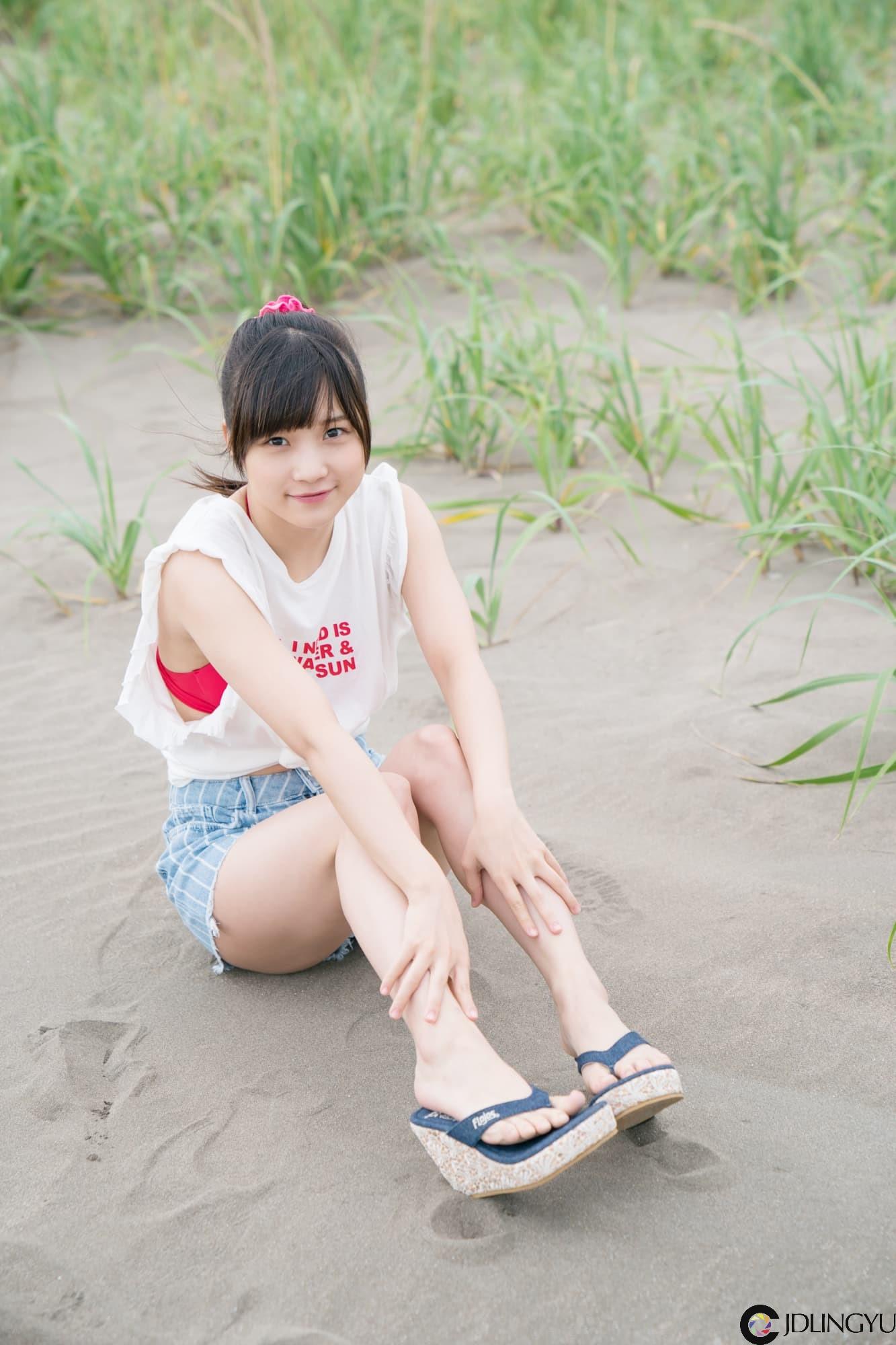 奇迹雪国少女「稲场爱香」纯洁美肌如雪般洁白 极品甜笑让人身心灵都融化