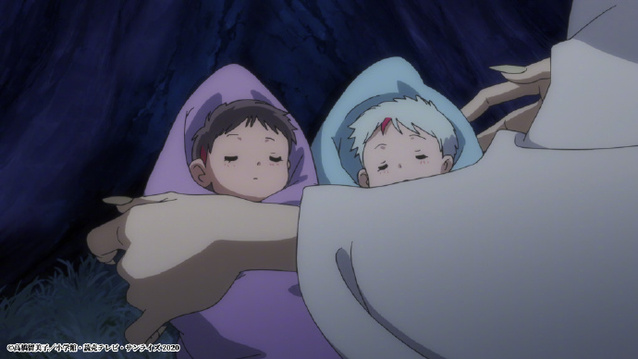 动画「半妖的夜叉姬」第15话先行图公开