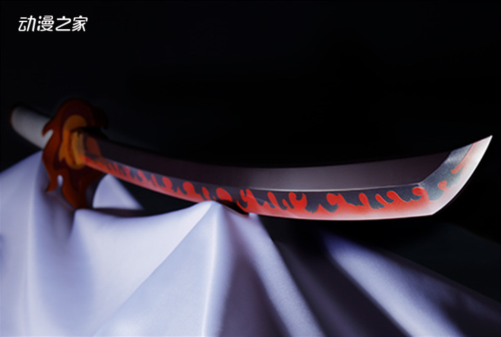 PROPLICA《鬼灭之刃》1/1比例日轮刀(炼狱杏寿郎)玩具