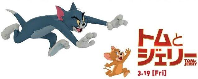 动画电影「猫和老鼠」日文版海报及声优公开