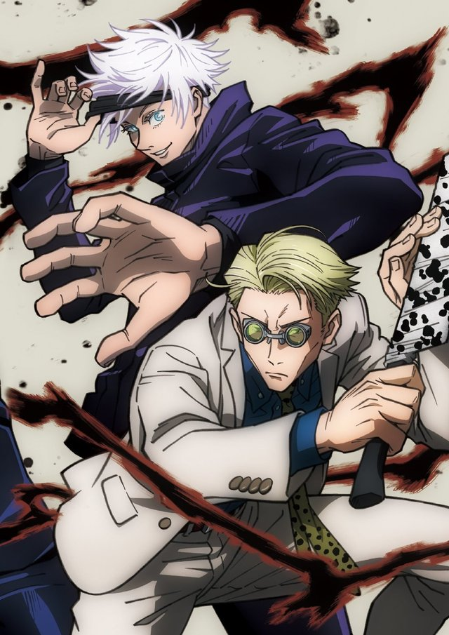 「咒术回战」BD第3卷封面公开