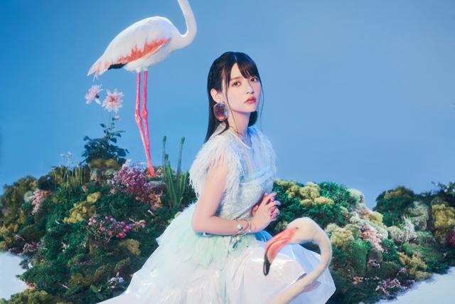上坂堇新单曲「EASY LOVE」将于4月21日发售