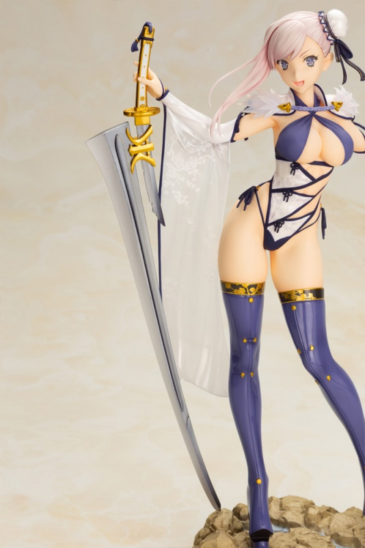 「Fate Grand Order」宫本武藏1/7手办开订