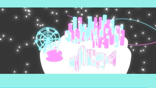 初音未来MIKU LAND主题曲「Happy Coaster」 MV公开