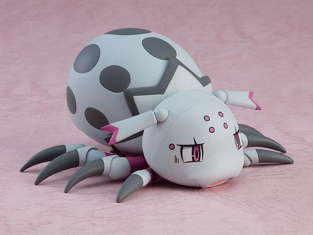 GSC公开「转生成蜘蛛又怎样!」主角白织粘土人