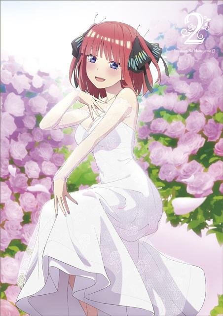 「五等分的新娘∬」BD&DVD第2卷发售封面公开