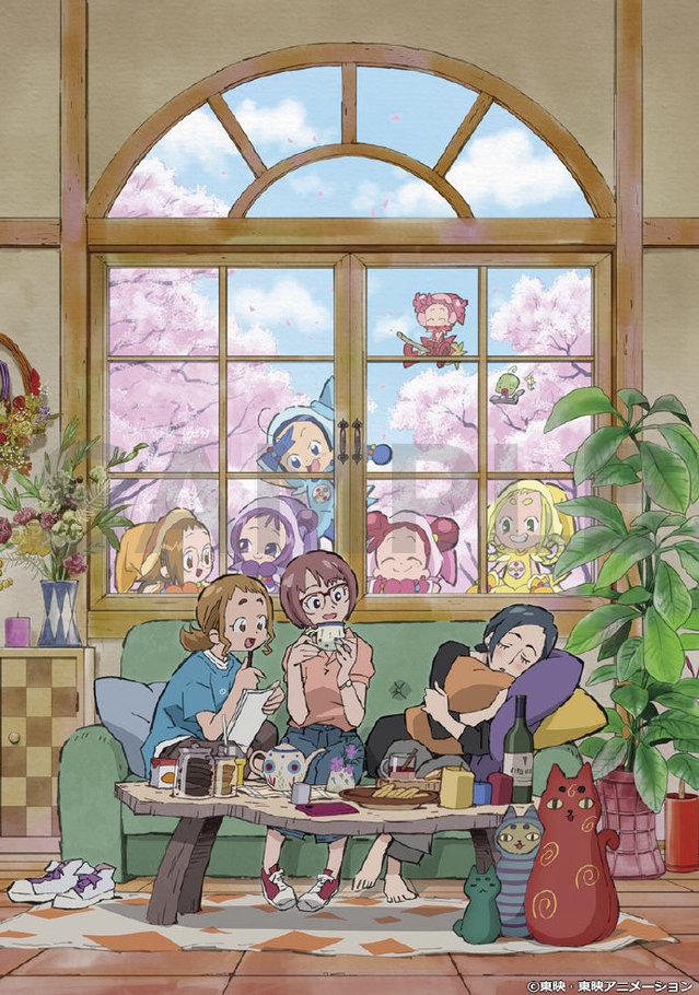 动画电影「寻找见习魔女」Blu-ray特别封面公开