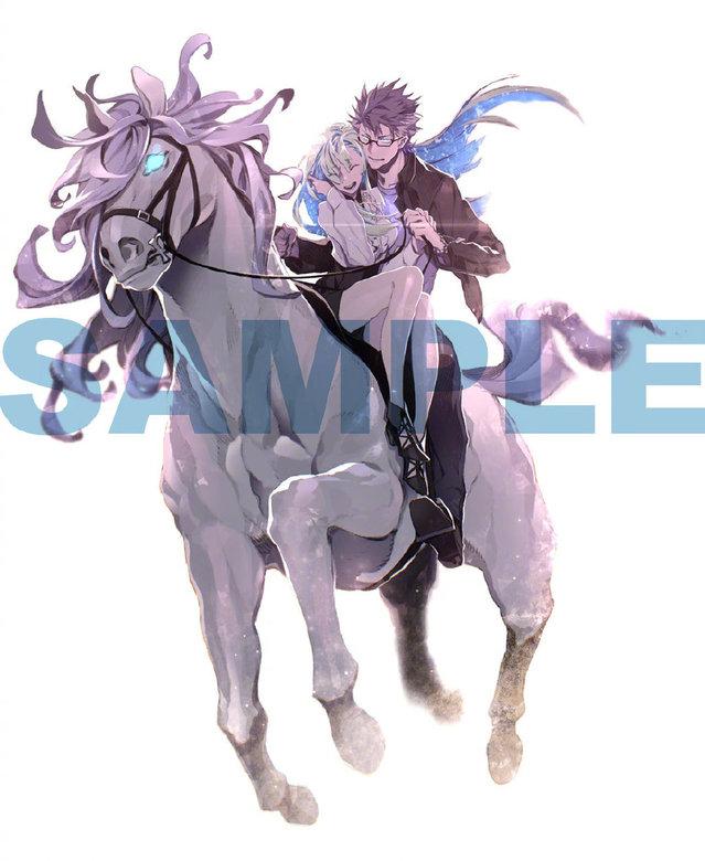 FGO插图集「Romancia3」预览公开 3月21日发售