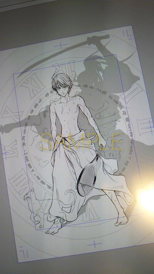「龙马!新生剧场版网球王子」正式海报公开