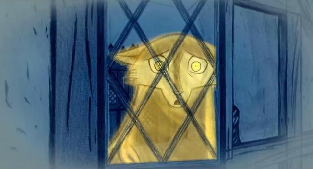 动画电影「狼行者」确认引进内地