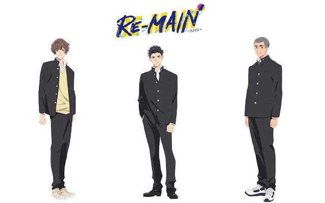 原创TV动画「RE-MAIN」追加声优公开