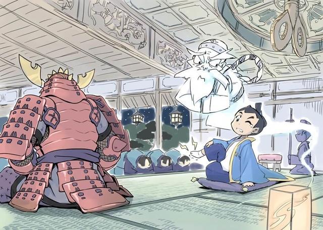 原创动画「NINJAXIS」开启众筹 公开大量角色插图