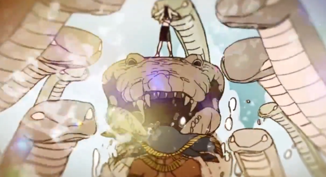 韩国漫画「ENNEAD 2:MOJITO」公开宣传PV