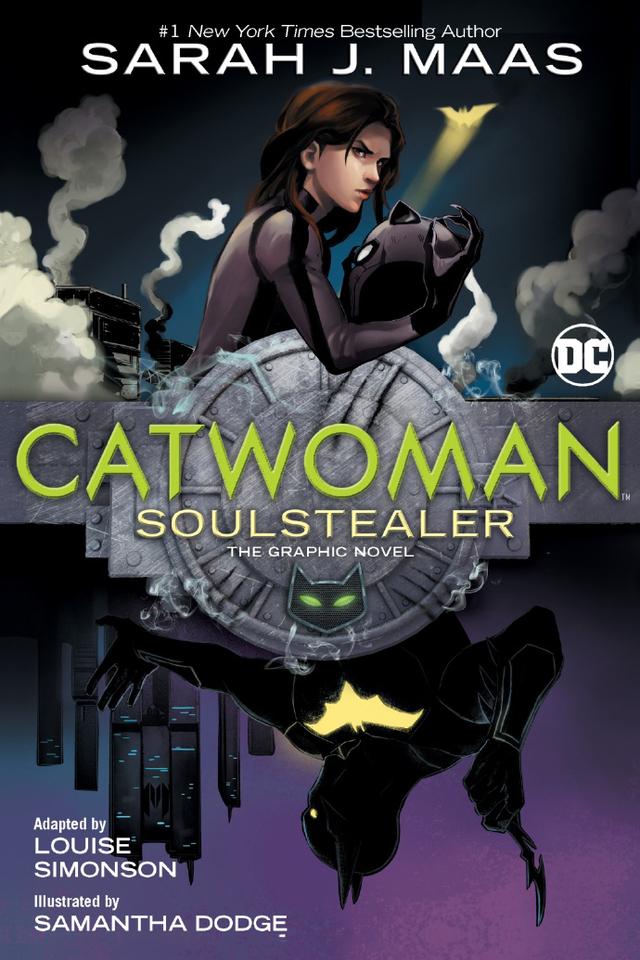 图像小说「猫女:窃魂者」正式封面公开